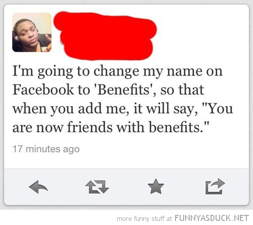 friends with benefits twitter tweet funny pics pictures pic picture image photo images photos lol