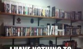 game shelf have nothing to play funny pics pictures pic picture image photo images photos lol