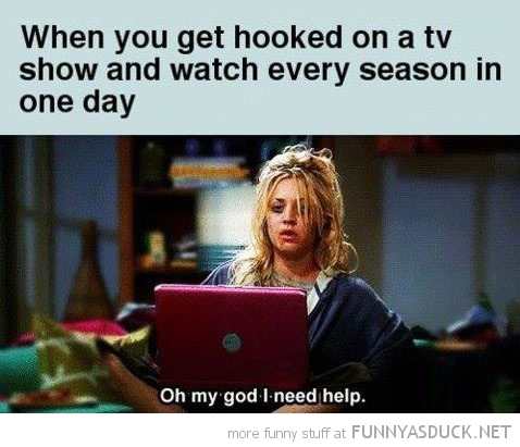 get hooked tv series watch every season one day funny pics pictures pic picture image photo images photos lol