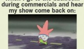 go bathroom commercials show back on patrick spongebob run pants down funny pics pictures pic picture image photo images photos lol