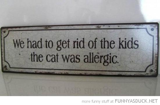 Got Rid Of The Kids