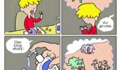 hands covered germs comic funny pics pictures pic picture image photo images photos lol