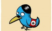 hitler twitter twitler bird funny pics pictures pic picture image photo images photos lol
