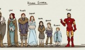 house stark game thrones iron man comic funny pics pictures pic picture image photo images photos lol