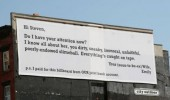 husband caught cheating billboard funny pics pictures pic picture image photo images photos lol