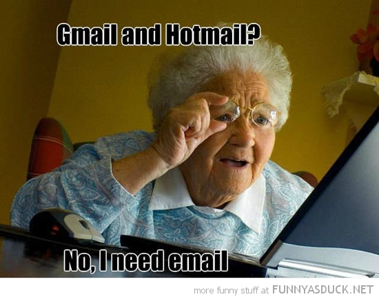 I Need Email
