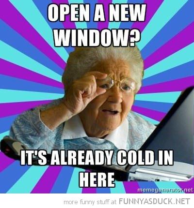 Open A New Window?