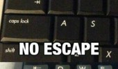keyboard lose control no escape funny pics pictures pic picture image photo images photos lol