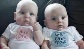 kid baby twins buy one get free funny pics pictures pic picture image photo images photos lol