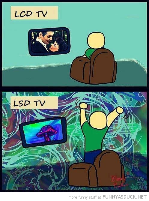 lcd lsd tv drugs comic funny pics pictures pic picture image photo images photos lol