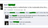 losers work mcdonalds facebook status funny pics pictures pic picture image photo images photos lol
