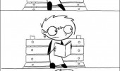 man booksniffer comic funny pics pictures pic picture image photo images photos lol