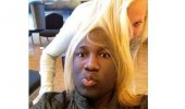 man girls blond hair head nicki minaj facebook status funny pics pictures pic picture image photo images photos lol