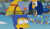 marge simpson car salesman internet phone tv funny pics pictures pic picture image photo images photos lol