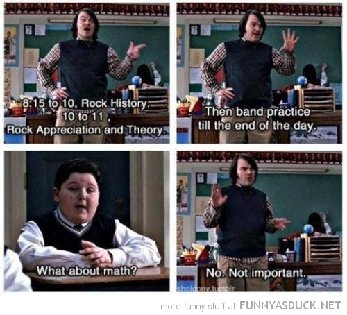 math not importent school rock jack black movie funny pics pictures pic picture image photo images photos lol