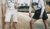 men wearing lederhosen german swag funny pics pictures pic picture image photo images photos lol