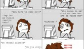 mom dinners ready rage comic meme funny pics pictures pic picture image photo images photos lol