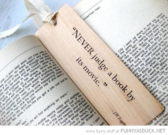 Never Judge A Book...