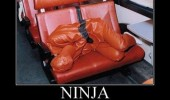 ninja beginner camouflage train seat funny pics pictures pic picture image photo images photos lol