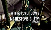 no power responsibility kick ass movie quote funny pics pictures pic picture image photo images photos lol