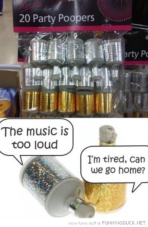 party poopers misspelled packaging music too load going home funny pics pictures pic picture image photo images photos lol