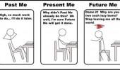 past present future me comic funny pics pictures pic picture image photo images photos lol