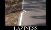 road line paint round branch tree laziness funny pics pictures pic picture image photo images photos lol