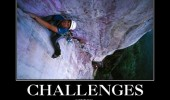 rock climber challenges could be relaxing couch funny pics pictures pic picture image photo images photos lol