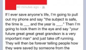 save life person future facebook status funny pics pictures pic picture image photo images photos lol