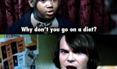 school rock jack black movie fil go on diet like to eat funny pics pictures pic picture image photo images photos lol