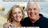 scumbag parents complain new generation raised them funny pics pictures pic picture image photo images photos lol