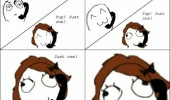 girlfriend shopping rage comic meme it's a trap funny pics pictures pic picture image photo images photos lol