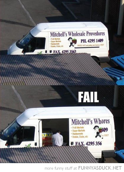 sliding doors van fail whores funny pics pictures pic picture image photo images photos lol
