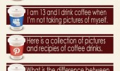 social media explained with coffee funny pics pictures pic picture image photo images photos lol
