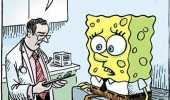 spongebob doctor full bacteria throw away comic funny pics pictures pic picture image photo images photos lol