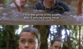 stand by me movie scene young stupid rest life funny pics pictures pic picture image photo images photos lol