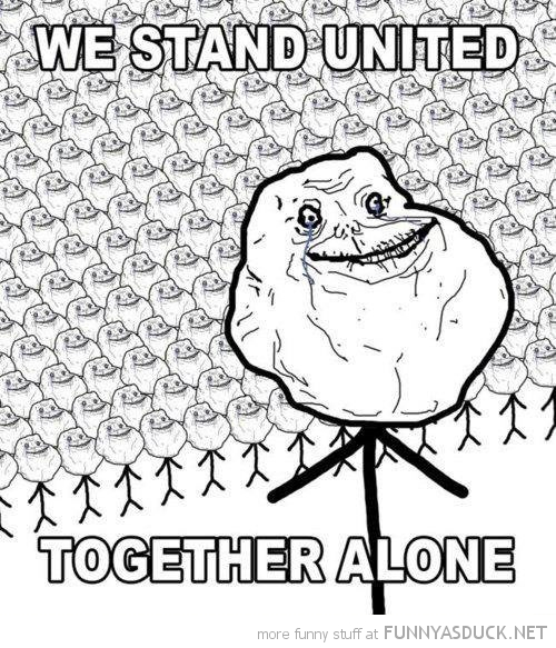 stand united together forever alone meme funny pics pictures pic picture image photo images photos lol