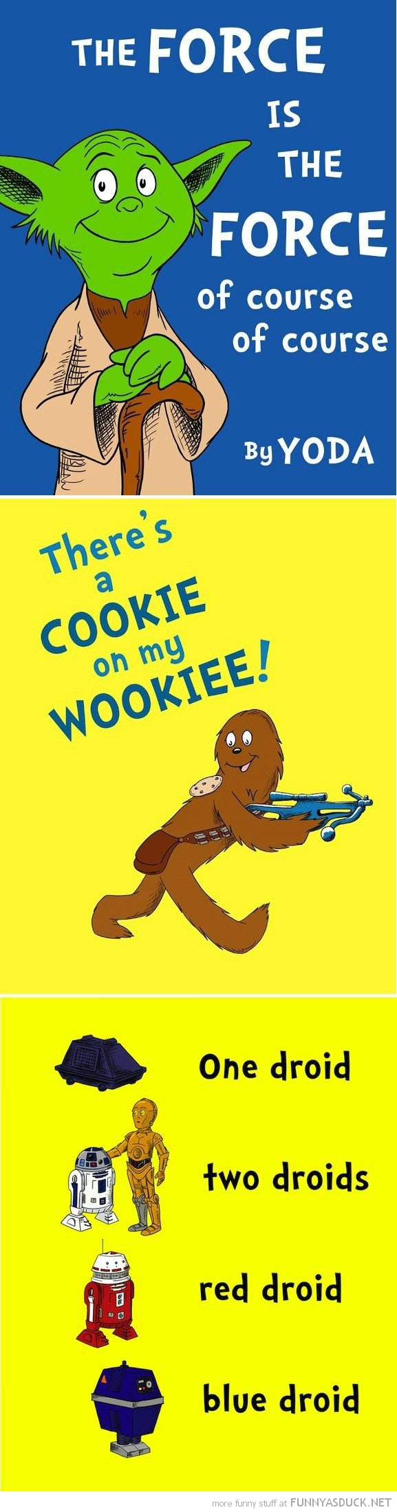 star wars dr suess funny pics pictures pic picture image photo images photos lol