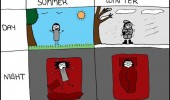 summer winter day night comic funny pics pictures pic picture image photo images photos lol