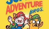 super adventure bros mario nintendo time comic funny pics pictures pic picture image photo images photos lol