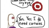 target store need new curtains comic funny pics pictures pic picture image photo images photos lol