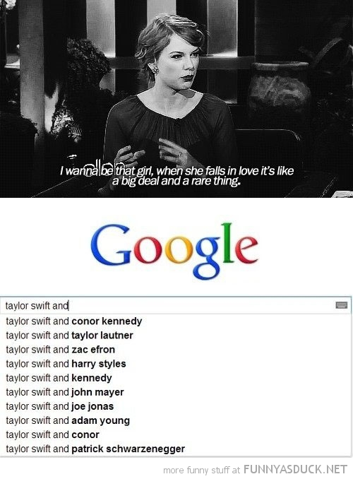taylor swift fall love big deal google funny pics pictures pic picture image photo images photos lol