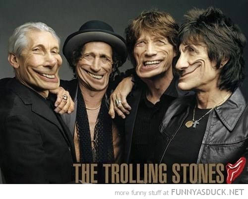The Trolling Stones