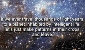 travel thousand light years make patterns crops funny pics pictures pic picture image photo images photos lol
