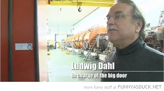 man tv interview charge of big door funny pics pictures pic picture image photo images photos lol