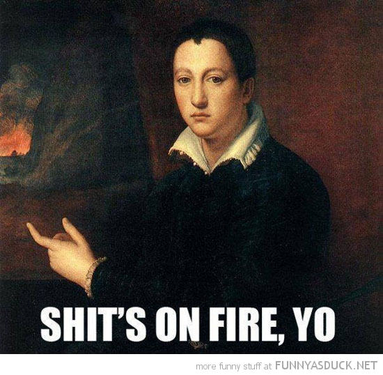 Sh*t's On Fire