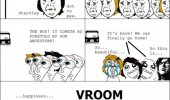 waiting bus stop rage comic out order meme funny pics pictures pic picture image photo images photos lol