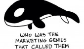 marketing genius called killer whales instead sea pandas comic funny pics pictures pic picture image photo images photos lol