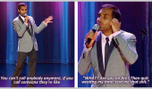 aziz ansari call people anymore text me stand up funny pics pictures pic picture image photo images photos lol