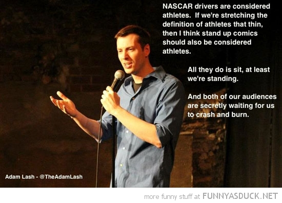 adam lash nascar drivers crash burn quote funny pics pictures pic picture image photo images photos lol
